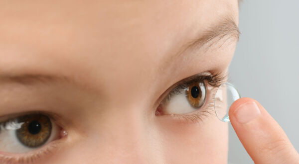 The New Tech in Contact Lenses