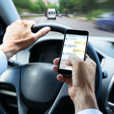 """""""Textalyzers"""" to Stop Texting While Driving"""
