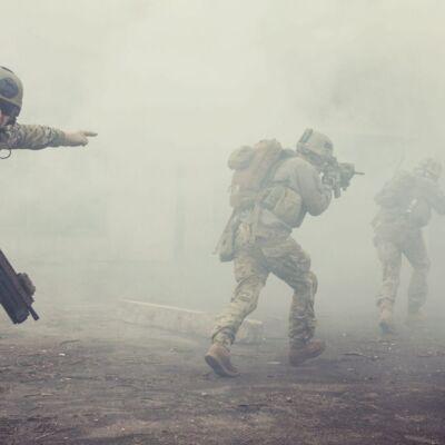 The Technology of Warfare