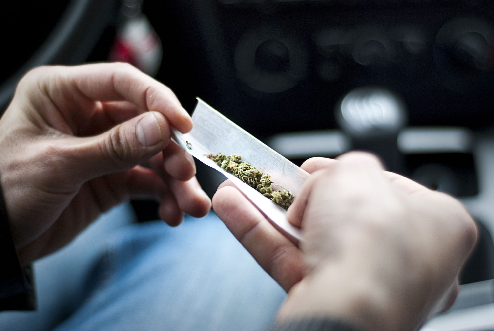 Stoned Driving: How can police tell?