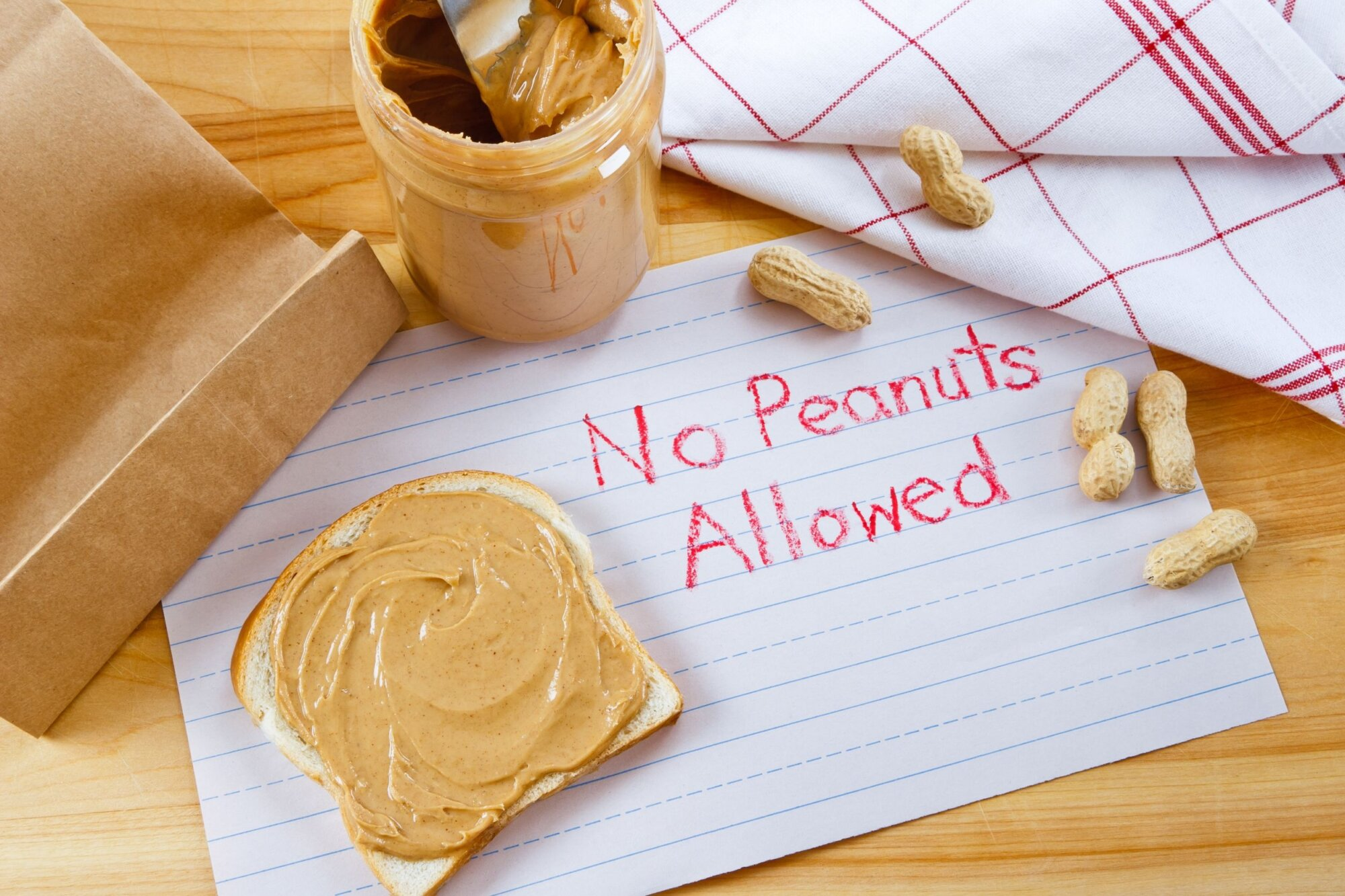 Peanut Allergies and Kids Changing the Rules