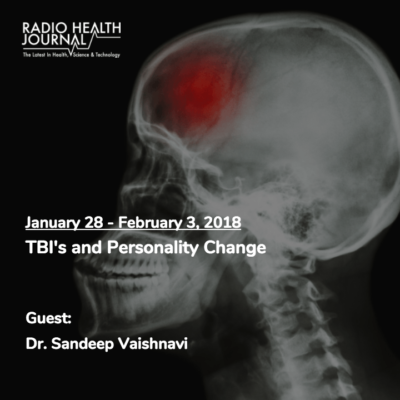 TBI's and Personality Change