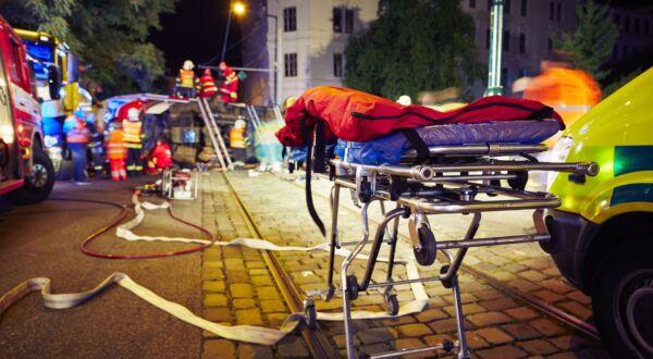 Adventures of a Paramedic (2016)