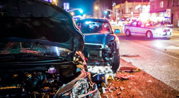 Car Crashes & PTSD (2015)