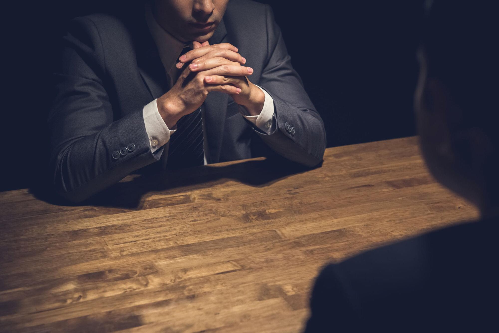 Interrogation Tactics and False Confessions