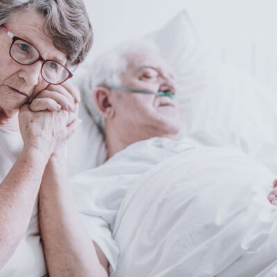 Alzheimer's, Spouses, and Close Friends