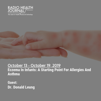 Eczema in Infants: A Starting Point for Allergies and Asthma