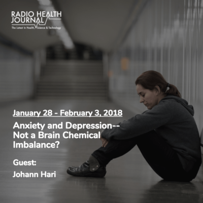 Anxiety and Depression--Not a Chemical Imbalance?