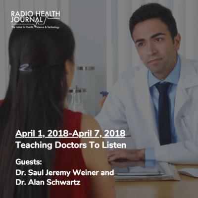 Teaching Doctors to Listen