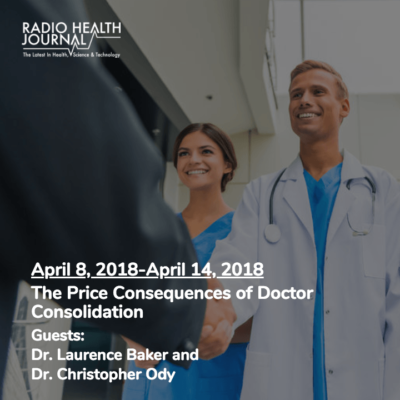 The Price Consequences of Doctor Consolidation