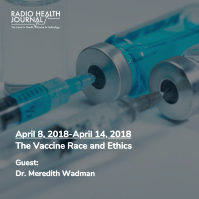 The Vaccine Race and Ethics