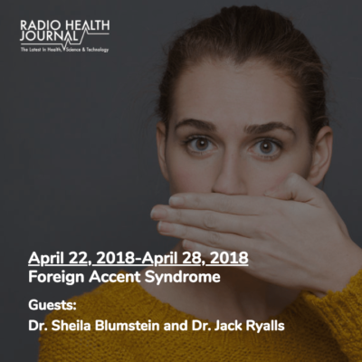 Foreign Accent Syndrome (2018)
