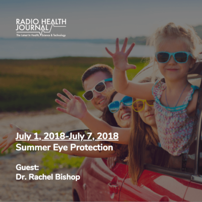 Summer Eye Protection