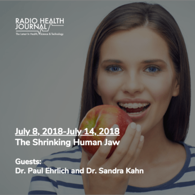 The Shrinking Human Jaw