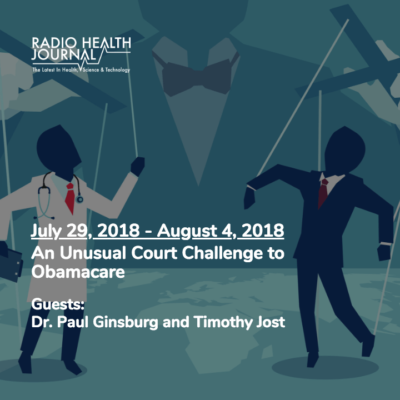 An Unusual Court Challenge to Obamacare