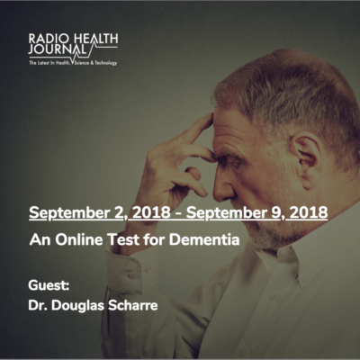 An Online Test for Dementia