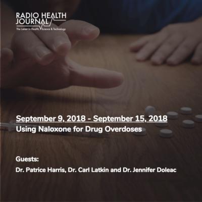 Using Naloxone for Drug Overdoses