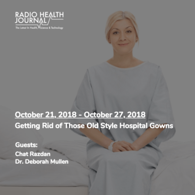 Getting Rid of Those Old Style Hospital Gowns