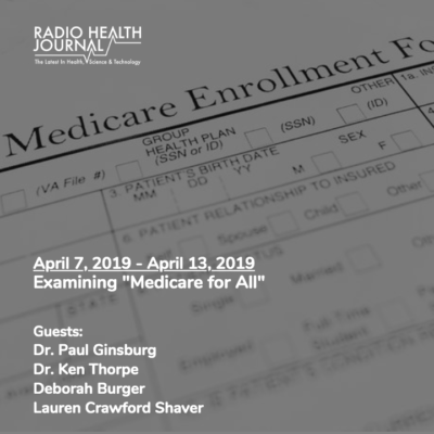"""Examining """"Medicare For All"""""""