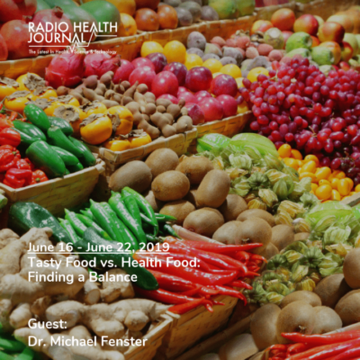 Tasty Food vs. Health Food: Finding a Balance