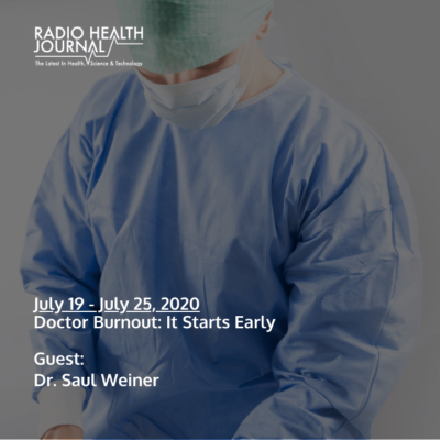 Doctor Burnout: It Starts Early