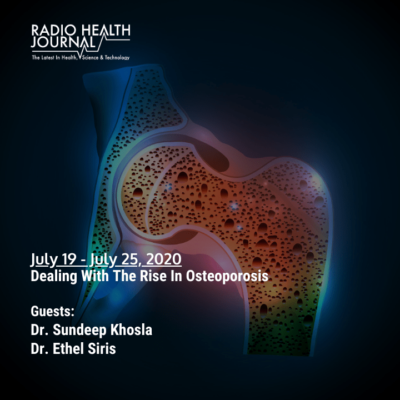 Dealing With the Rise In Osteoporosis