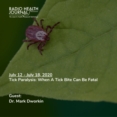 Tick Paralysis: When A Tick Bite Can Be Fatal