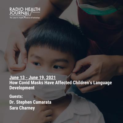 How Covid Masks Have Affected Children's Language Development